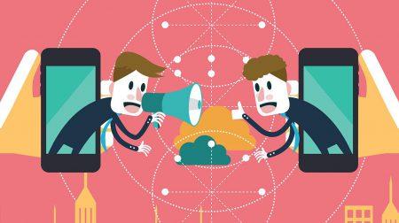спілкування у соцмережах