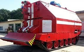 пожежний танк