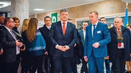 Петро Порошенко відвідав рівненський ЦНАП