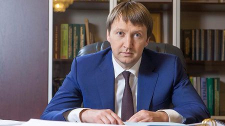 Міністр аграрної політики України Тарас Кутовий