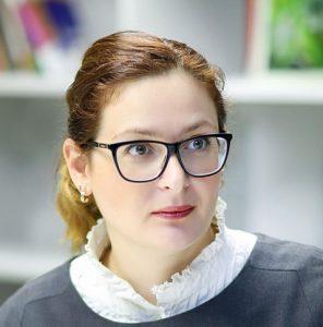 Вікторія Тимошевська