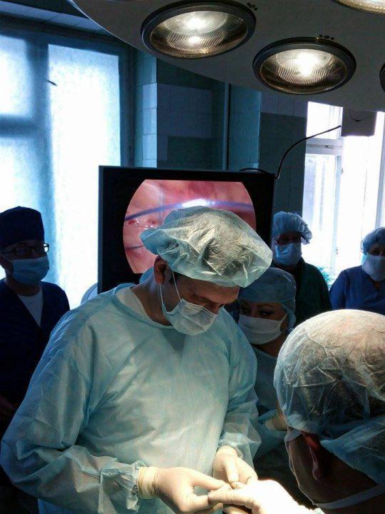 лапараскопічна операція