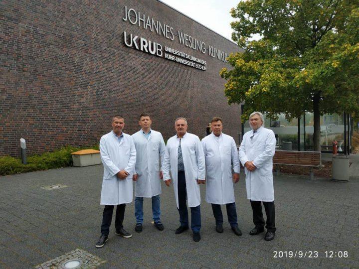 Рівненські лікарі поїхали переймати досвід до Німеччини, фото-1